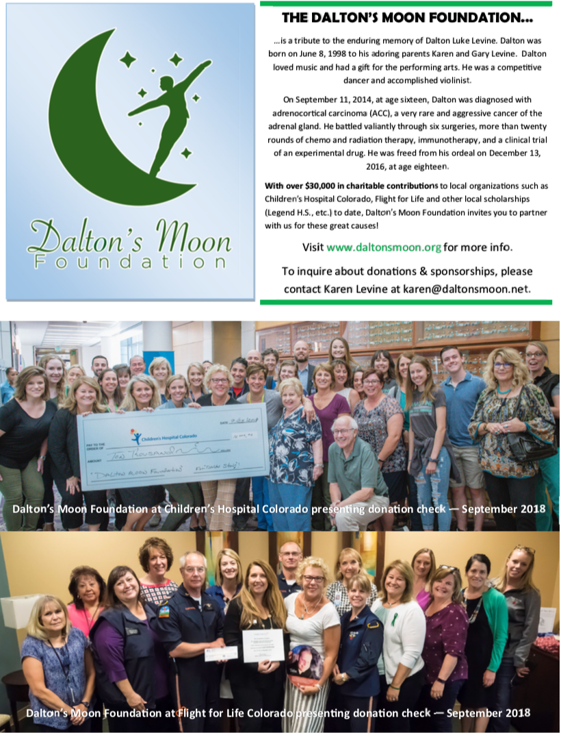 Dalton's Moon Foundation