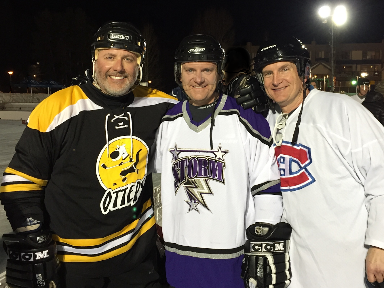 9280 Pond Hockey Tournament Charity